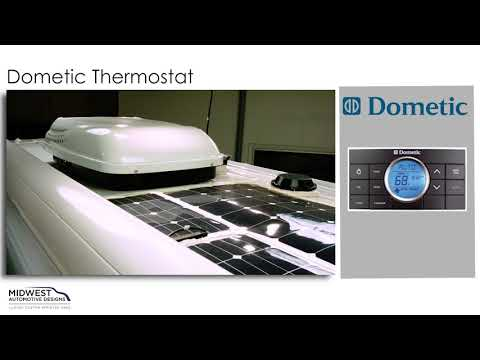 Setting Up your Dometic Thermostat