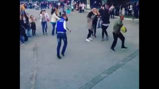танцевальный батл в Пологах (Dance battle for drum n bass in Pologi)