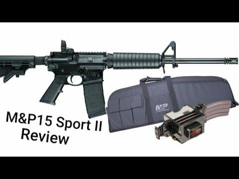 M&P15 Sport II Review/ BEST ENTRY LEVEL AR PLATFORM