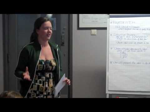Road To Copenhagen University - Workshop education