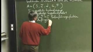 Algorithmen & Datenstrukturen in 3 Minuten