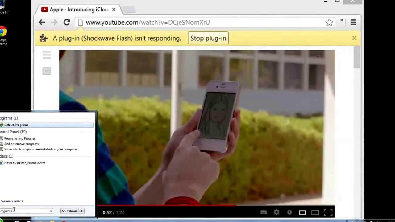 How To Permanently Fix Google Chrome Crashing With Shockwave Flash Error