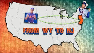 The Amazin' Life: Todd Frazier, Brandon Nimmo and New Jersey style!