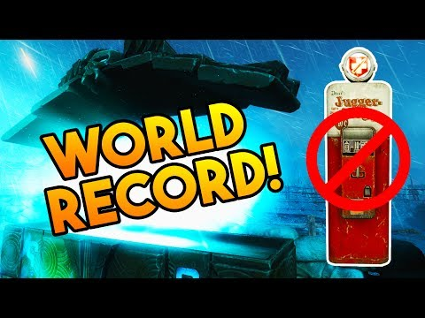 🏆'Origins' Remastered NO JUGG WORLD RECORD RUN🏆 (Call of Duty Black Ops 3 Zombies LIVE)