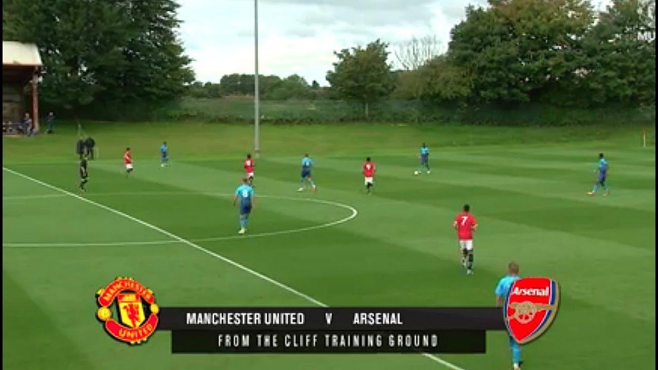 Manchester United Under S Vs Arsenal Under S U Premier League All Goals Highlights