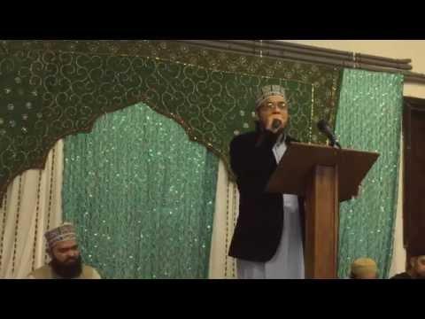 Hafiz Abid Ayub Qadri - Leicester December 2016