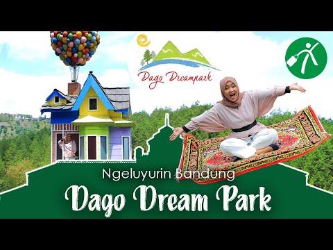 Nyobain Wahana Ekstrim Dago Dreampark Bandung, Seru Abis!