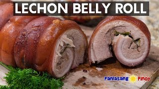 Lechon Belly Roll