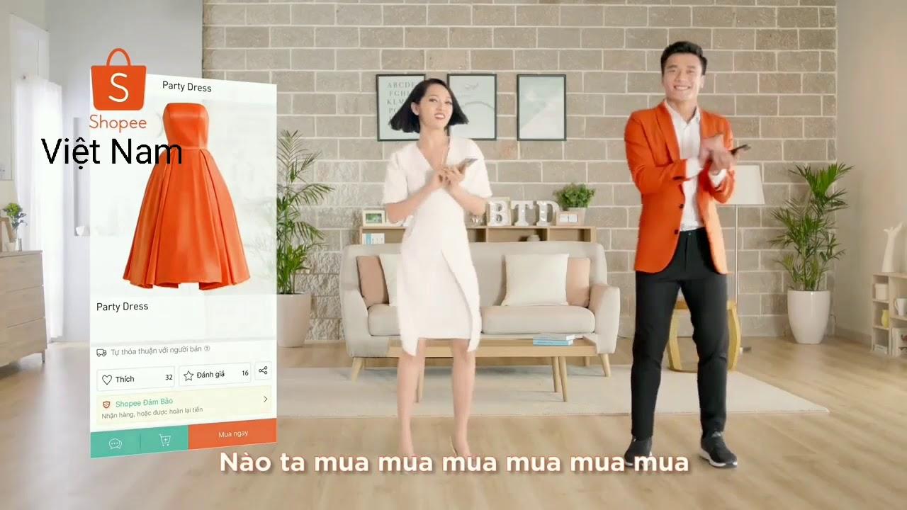 Shopee TVC   Shopee xâm chiếm châu Á !! Việt Nam Thailand Philippines Indonesia