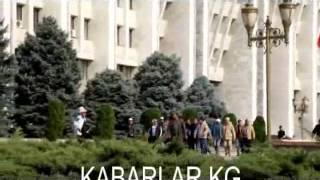 Разгон митинга (Кумтор) в Бишкеке, 03.10.2012