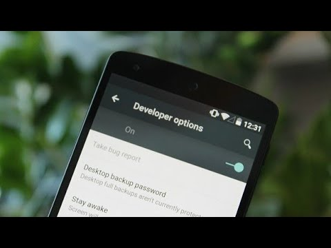 How to Enable Developer option on Android; Used for enabling USB debug, mock location and CPU Usage