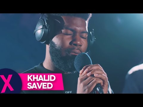 Khalid - 'Saved' (Capital XTRA Live Session)