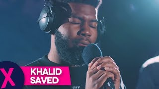 Khalid 39 Saved 39 Capital XTRA Live Session