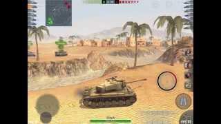 World of tanks blitz L AVENTURE DES PREMIUMS pisode 1