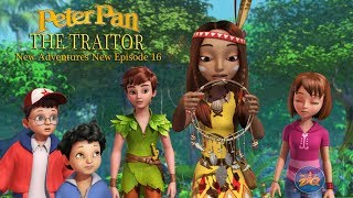 Peterpan Staffel 2 Episode 16 Der Verräter | Karikatur Für Kinder | Video | Online