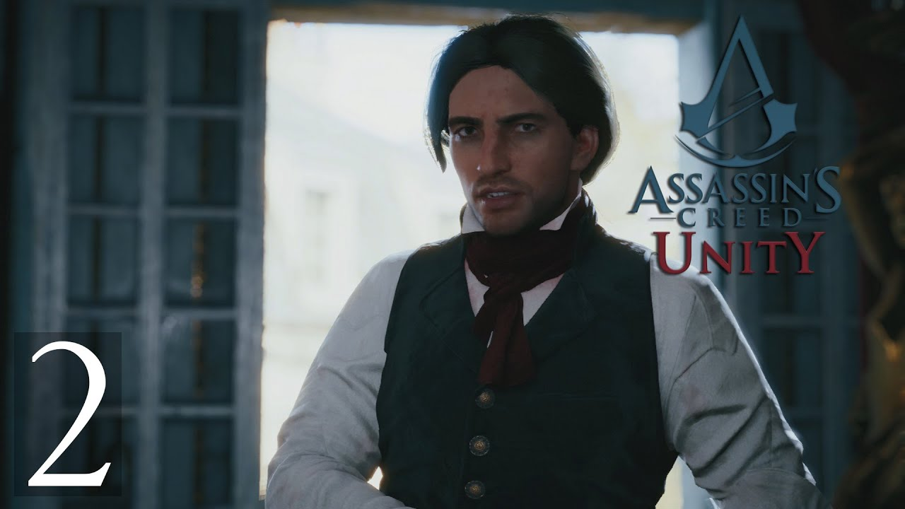 Assassin's Creed Unity Ps4 [Part 2] - For A Watch - YouTube
