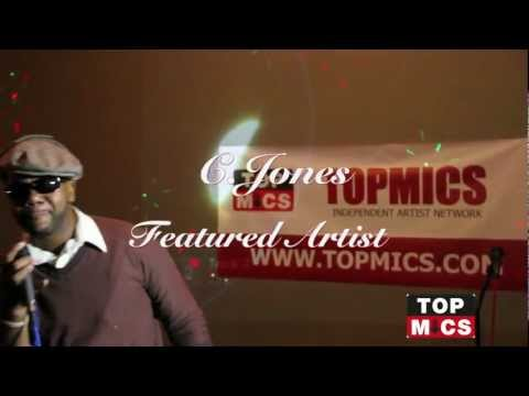 "TOPMICS TOUR COMPETITION in HARLEM faet RnB Artist ""C Jones"" Performance.mov"