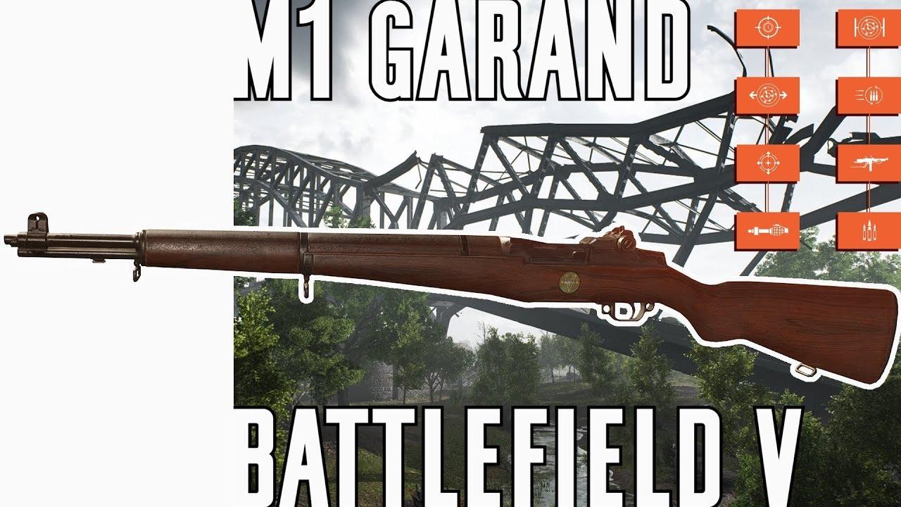 bf5 m1 ガーランド