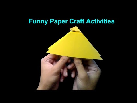 Funny Paper Activities || Diy Origami/Paper Crafts Tutorial || You Can Do This