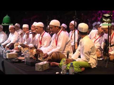(HD) Mega Mawlid 2013 : Habib Syech As saggaf - [Ahbabul Mustafa]