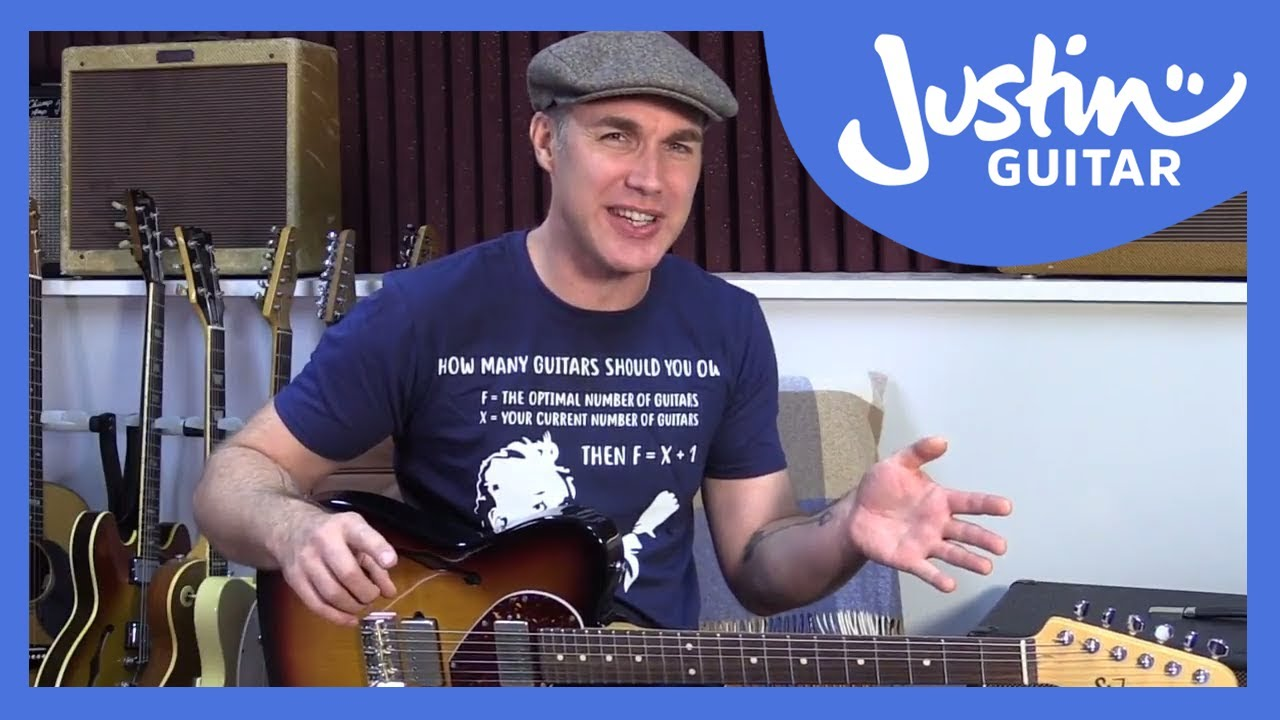 Image Result For Guitar Lesson From Justinguitar