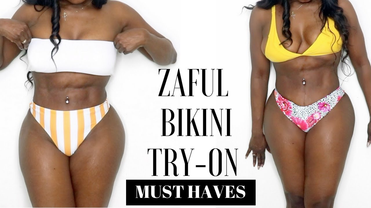 9355fc2d70b Curvy 😍 Bikini Swimwear   Body Con Dress TRY-ON Haul