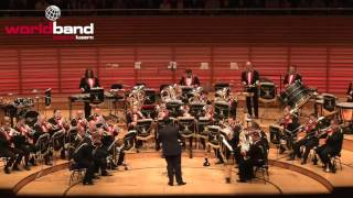 Black Dyke Band plays Black Dyke Spooktacular @ World Band Festival Luzern 2015