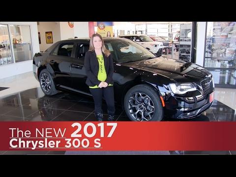 New 2017 Chrysler 300 S Minneapolis Elk River Rapids St Paul Cloud Mn Review Cornerstone Auto
