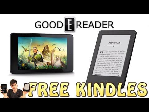 Win A FREE Amazon Fire HD6 + Kindle 2014 - CONTEST