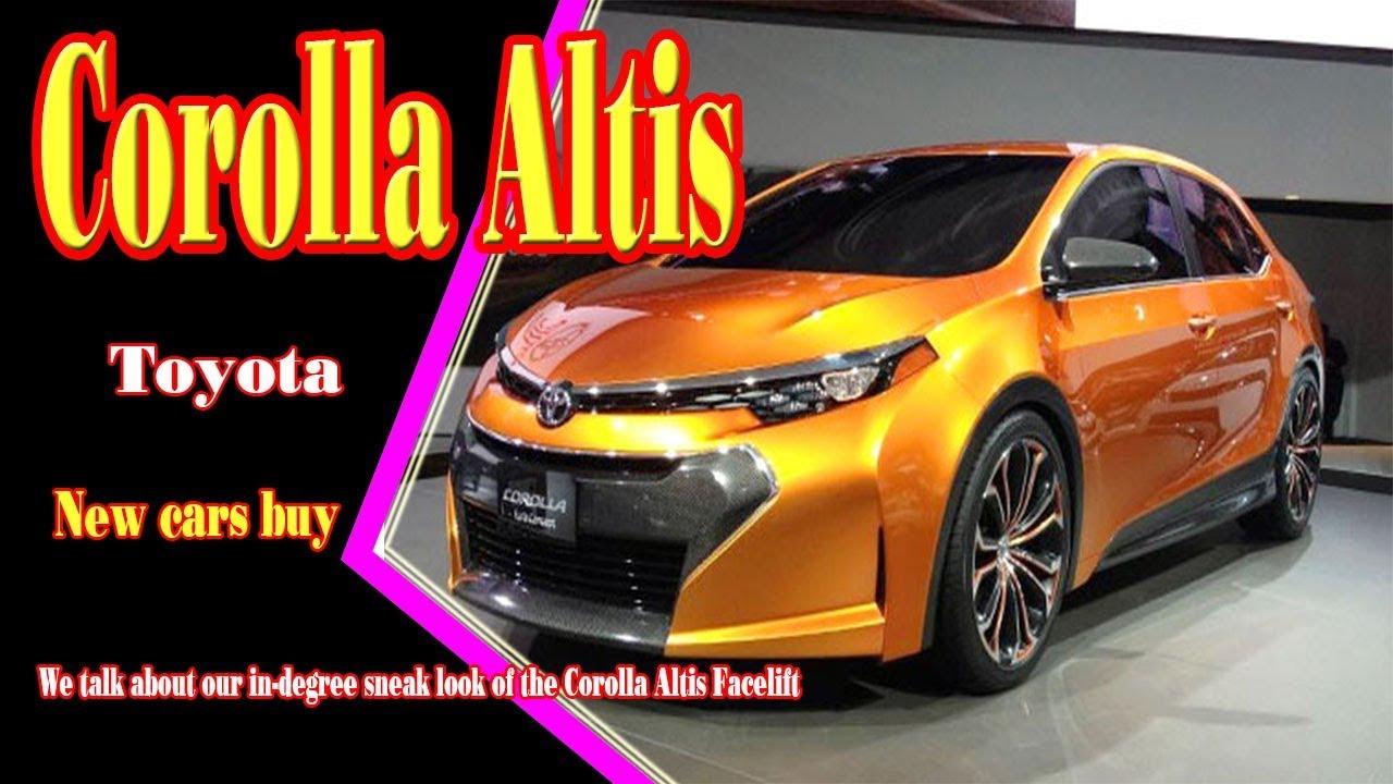2019 Toyota Corolla Altis 2019 Toyota Corolla Altis Grande New