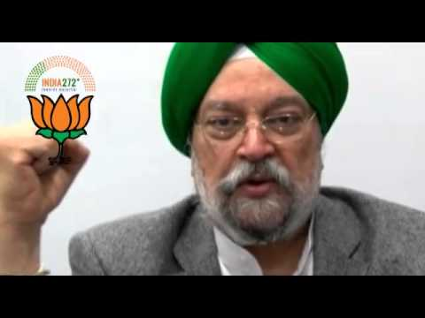 Vote For India 272 - An Appeal by Hardeep Puri