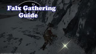FFXIV 3.07 Flax Gathering Guide
