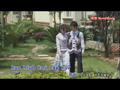 王丽愛愛但是不能有 (Karaoke) Li Wang : Hlub Hlub Los Tsis Sib Tau