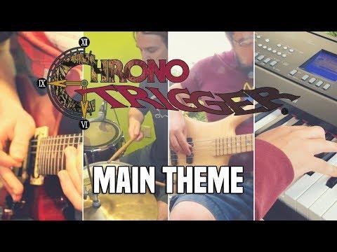 Chrono Trigger - Main Theme Jazz Fusion Cover || PeyCa ft. Kiaran Jay, Ian Martyn, SmashKAB
