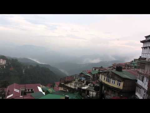 Shimla View In The Month Of August