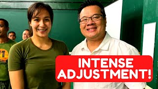 JOVELYN GONZAGA *INTENSE* CHIROPRACTIC ADJUSTMENT FOR VOLLEYBALL STAR | Metro Manila CHIROPRACTOR