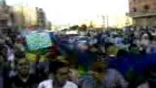 Vidéo-0003 Maroc 26 Juin Tanger 2 milions manifestons  تسونامي طنجة