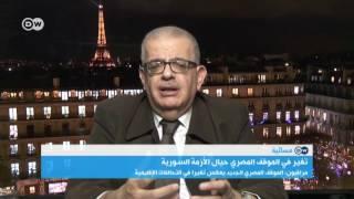 د. خطار أبو دياب: كيف يمكن لسوريا دق أسافين بين مصر والسعدية؟