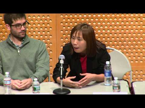 2014 MIT-CHIEF Annual Conference - Panel 3A - Early stage Investment and Incubators