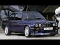 ?sl klassika Alpina B6 2.7 E30 BMW 3-cü seriya 2.7 motor 204 at gücü