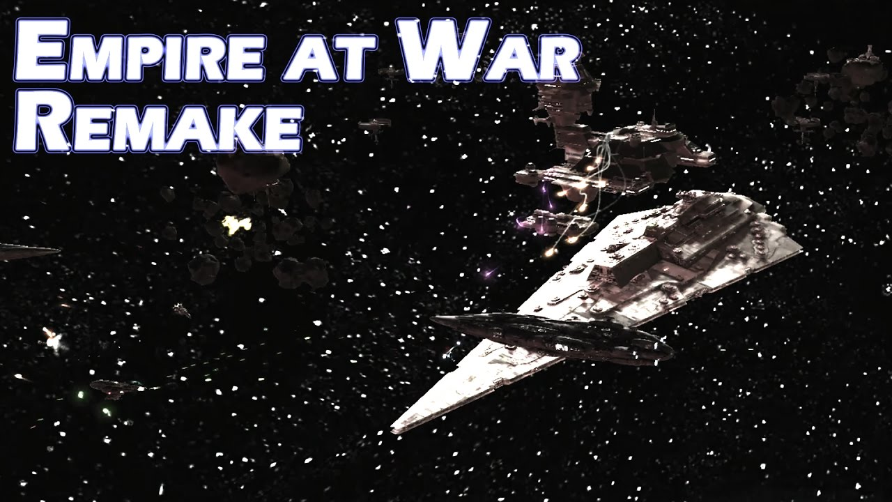 Star wars empire at war remake angespielt deutsch for Star wars kuchenutensilien