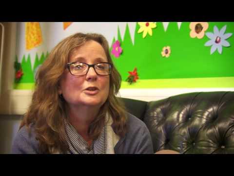 Swings & Smiles film with Patron Chris Tarrant