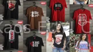 jual kaos distro online Bandung | SMS/WA 0822 9500 2563  kaos kaos EUY!