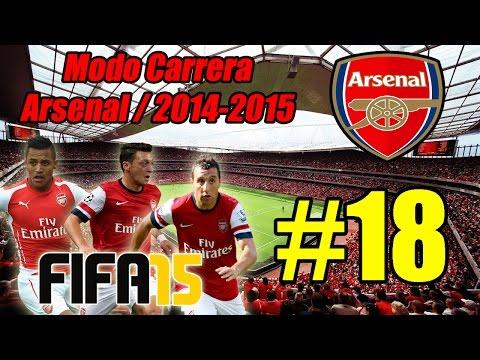 FIFA 15 | MODO CARRERA MANAGER - ARSENAL | ¡BIENVENIDO MARCO REUS! (SEMIFINALES C.CAPITAL ONE) #18