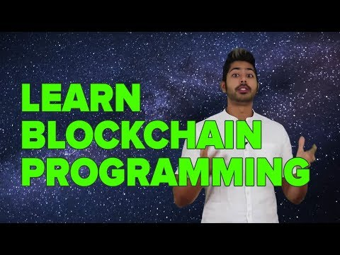 Learn Blockchain Programming (curriculum)