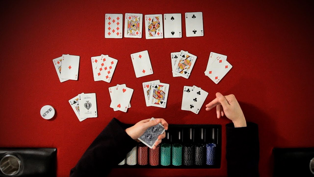 poker hands picture