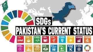 Sustainable Development Goals (SDGs) and Pakistan's Current Status