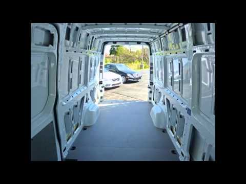 2014 Mercedes Benz Sprinter Cargo Van 3500 Interior