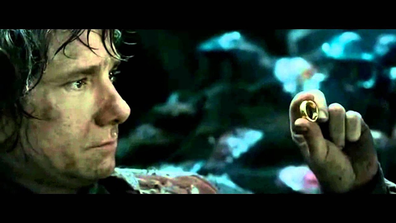 The One Ring In Mirkwood HD   The Hobbit : The Desolation Of Smaug (1080p)  + Gimli Scene   YouTube
