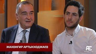 Жахонгир Артыкходжаев о городе, бизнесе и сносах